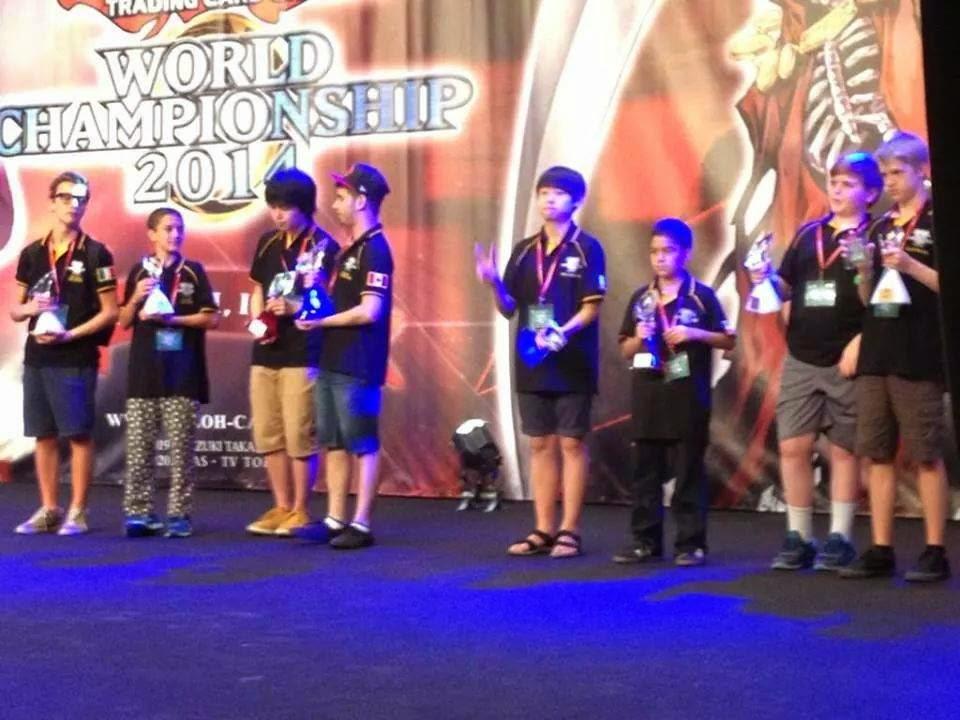 Yugioh World Championship 2014 Decklist - Deck Mondiali 2014 - WC 2014 Deck List