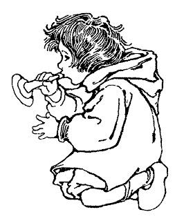 boy horn image