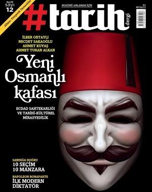 #tarih Dergisi Mayıs Sayısı Çıktı!