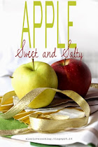 Apple sweet and salty