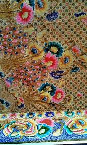 Motif Batik Hokokai Khas Pekalongan