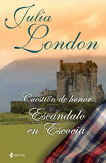 Escandalo En Escocia, Julia London