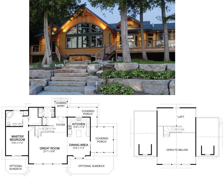 Dise os de casas planos gratis planos de casas de campo - Planos de casas de campo rusticas ...