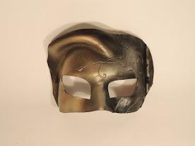 Máscaras em Couro de Gramado