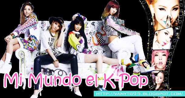 MI MUNDO EL K-POP