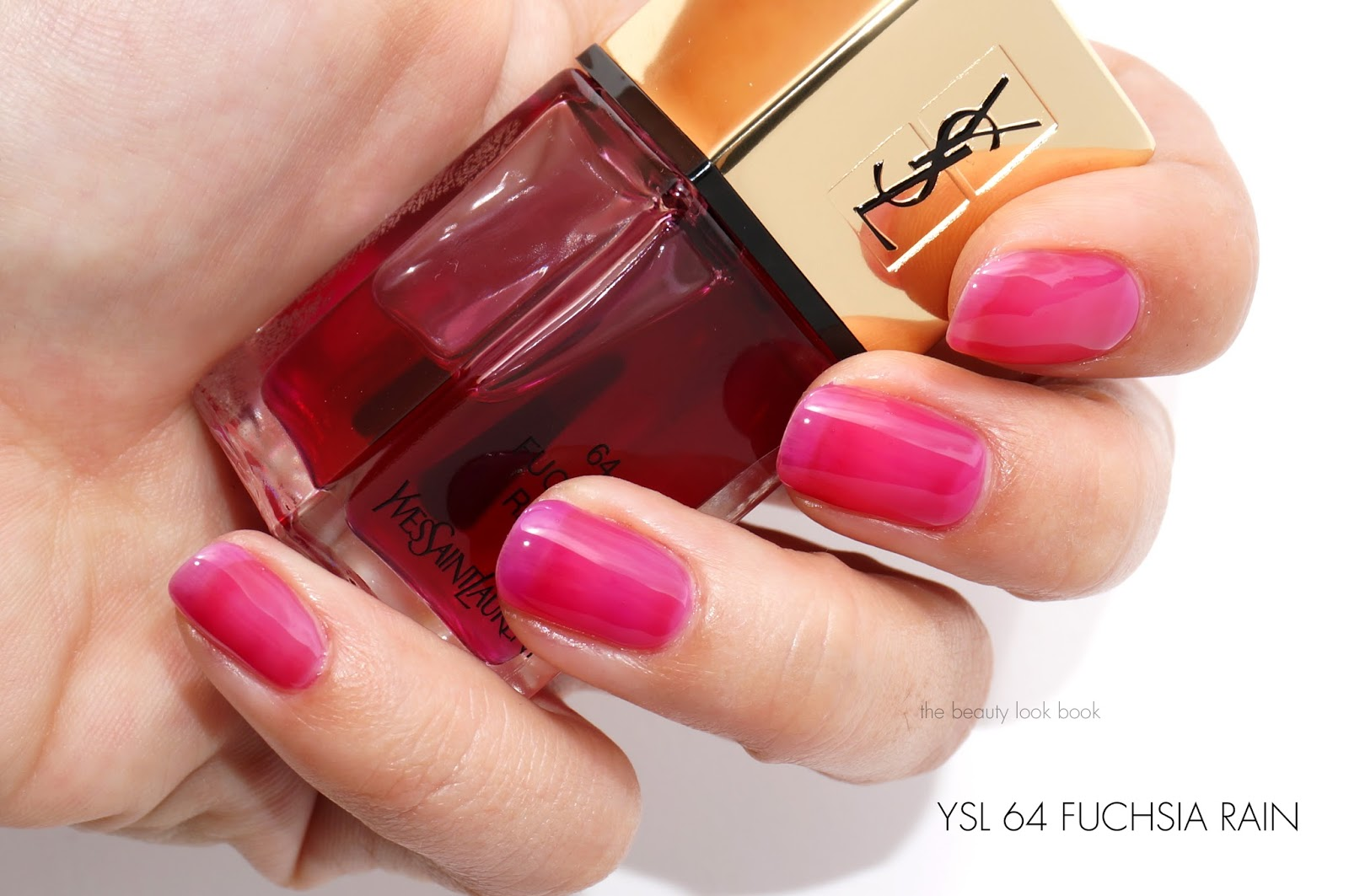 Yves Saint Laurent Pop Water Collection: New Glossy Stains and Nail ...