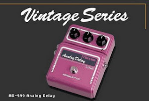 Gear in Review - Maxon AD999 Analog Delay