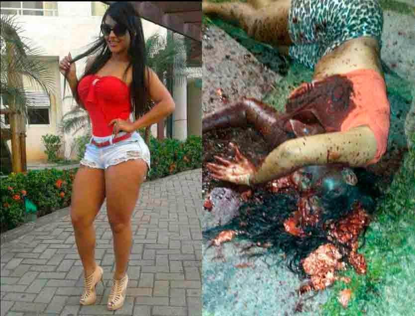 Bailarina Brasileña Brutalmente Asesinada por su Esposo