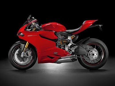 2012 Ducati 1199 Panigale Slide View