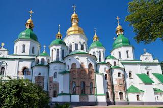 St. Sophia katedralen, Kiev