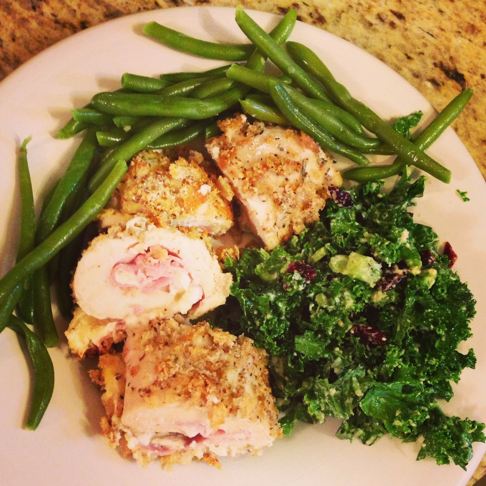 Recitherapy chicken cordon bleu preheat your oven to 350 degrees forumfinder Gallery