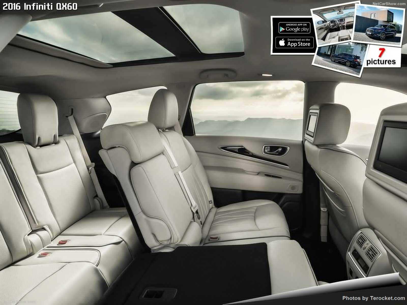 Hình ảnh xe ô tô Infiniti QX60 2016 & nội ngoại thất