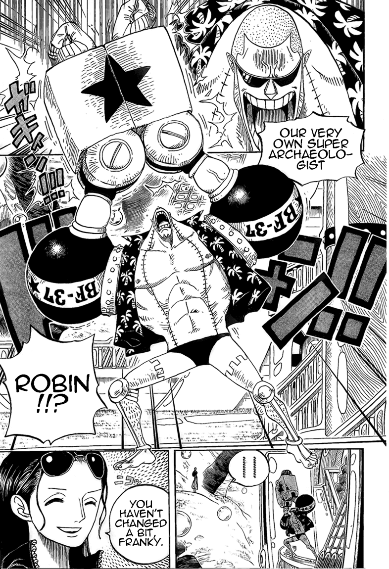 09, One Piece chapter 599 english   NarutoSub
