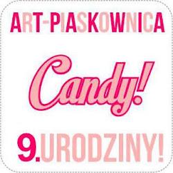 CANDY Art-Piaskownicy