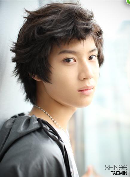 Peinado chico adolescente 2009