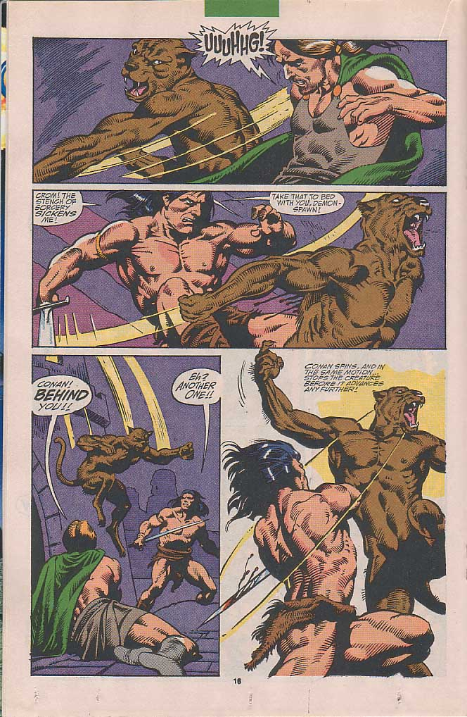 Conan the Barbarian (1970) Issue #251 #263 - English 13