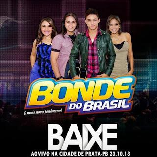BONDE DO BRASIL EM PRATA-PB 23.10.13