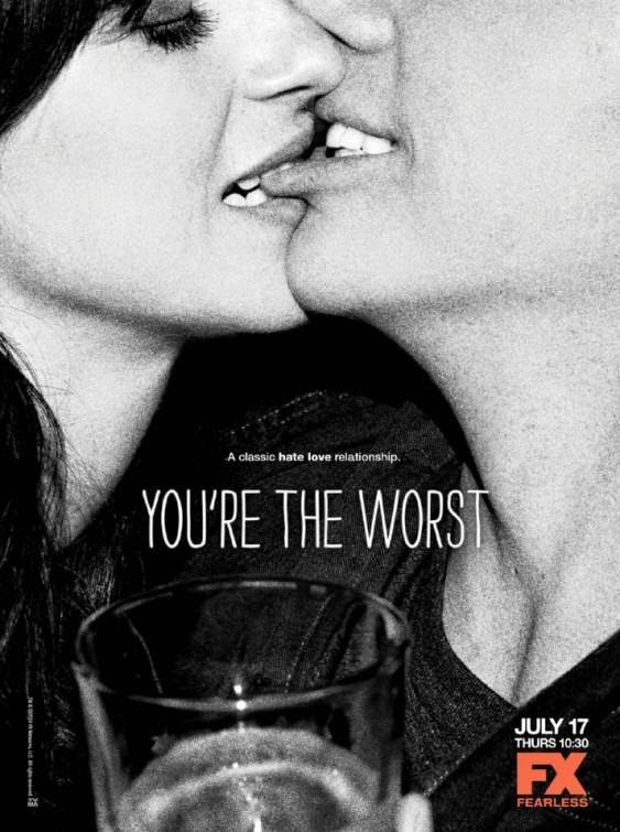 Capitulos de: You´re the Worst