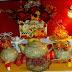 Kitchen Fall/ Halloween Decor 2014 & a Blog Break