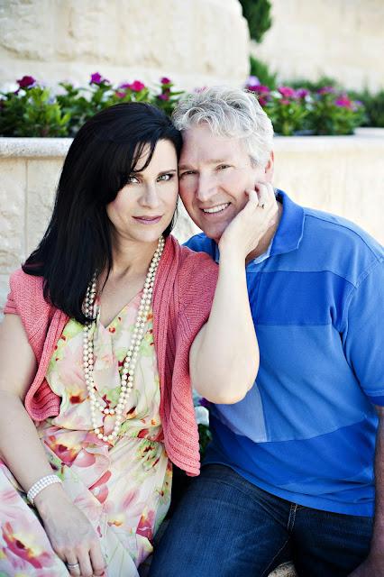 Christine + Brad ~ Las Vegas Love Shoot