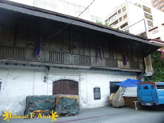 Heneral Antonio Luna's house in Binondo, Manila