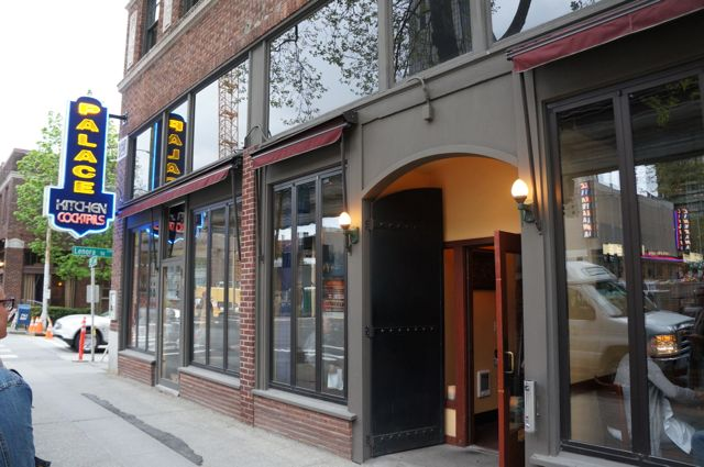 Out Last Night: Palace Kitchen @ Fifth Avenue, Seattle