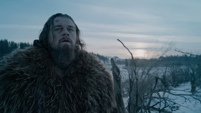 """The Revenant"" led the way with 12 Oscar nominations, including one for Leonardo DiCaprio"