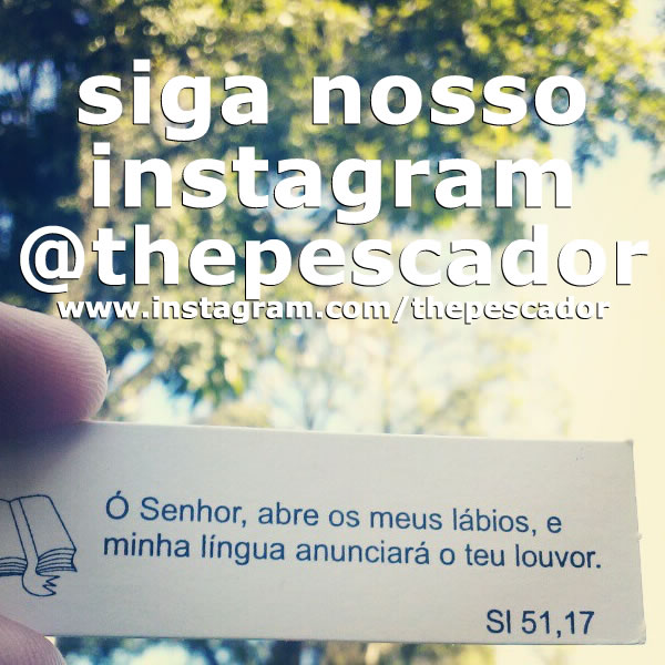 Siga-nos =)