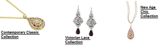 Myra's _ New Age Chic _ Victorian Lace_ contemporary classic  Collection