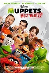 Muppets most wanted en Streaming