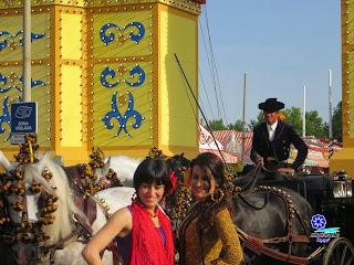 Feria de Sevilla 2014 Eso es arte y belleza