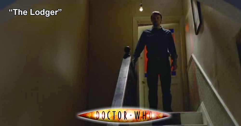 Doctor Who 211: The Lodger