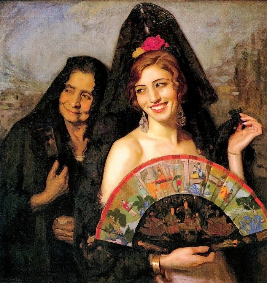 'El piropo' Francisco Soria Aedo