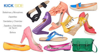 Zapatos Kick Side en oferta