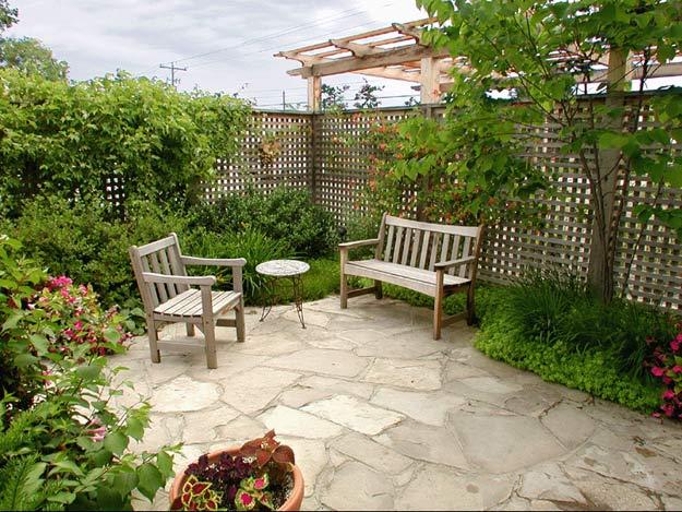 Arte y jardiner a situaci n y dise o del jard n sombras for Arboles de sombra para jardin