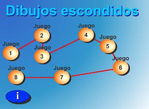 DIBUJOS ESCONDIDOS