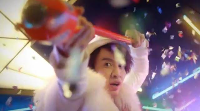 Fanta Lee Kwang Soo
