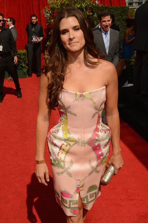 Danica Patrick Brings Her Racin' Beauty to the 2012 ESPYs » Gossip | Danica Patrick