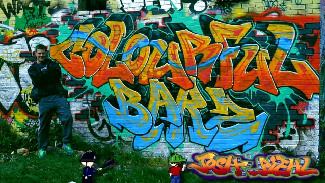 Colourful barz the graff life of josh piehl streetartnews colourful barz the graff life of josh piehl thecheapjerseys Gallery