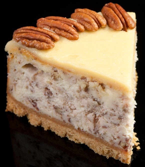 Cheesecake Con Nueces