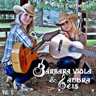 CD – Bárbara Viola & Sandra Reis – Eu Conheço (2015) Mp3
