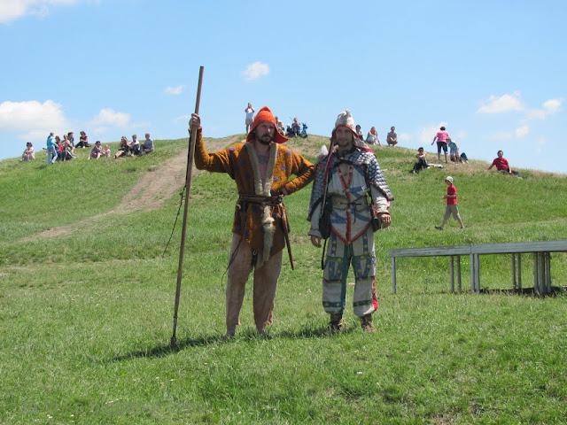 исторический фестиваль на Неаполе Скифском