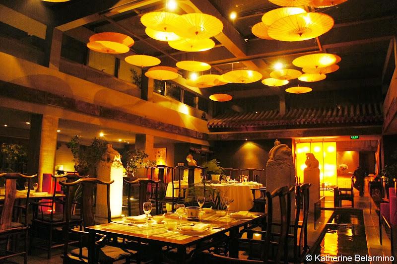 Tiandi Yijia Imperial Cuisine Restaurant in Beijing China