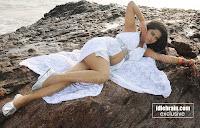 Rachana, Mourya, Hot, Photoshoot, at, Beach