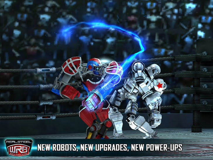Real Steel World Robot Boxing App iTunes App By Reliance Big Entertainment UK Private Ltd - FreeApps.ws