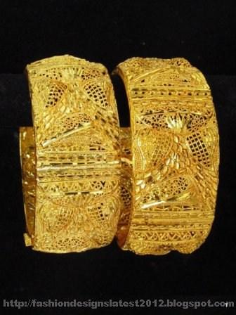 Gold-bridal-jewelry