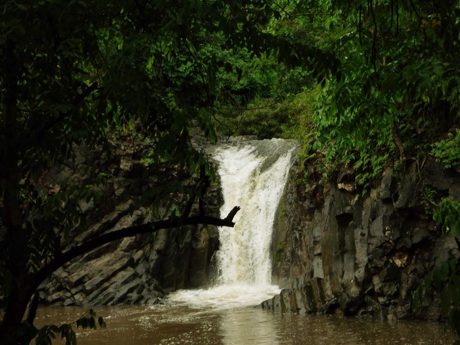 falls in Bataan