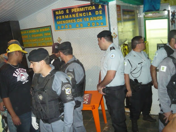 Bar Barulho (Foto: Hernanny Queiroz/Arquivo/Gay1)
