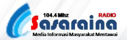 104,4 Mhz Sasaraina FM