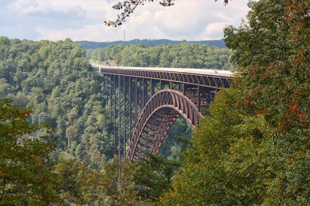 New River Gorge wide photo